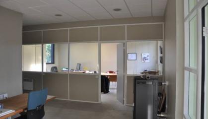 Location entrepôt - atelier à Lattre-Saint-Quentin - R ... - Image 1