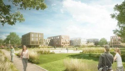 Location bureaux à Cambrai - Ref.59.7754 - Image 1