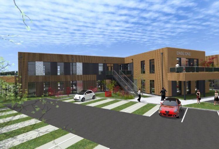 Location bureaux à Roncq - Ref.59.9796