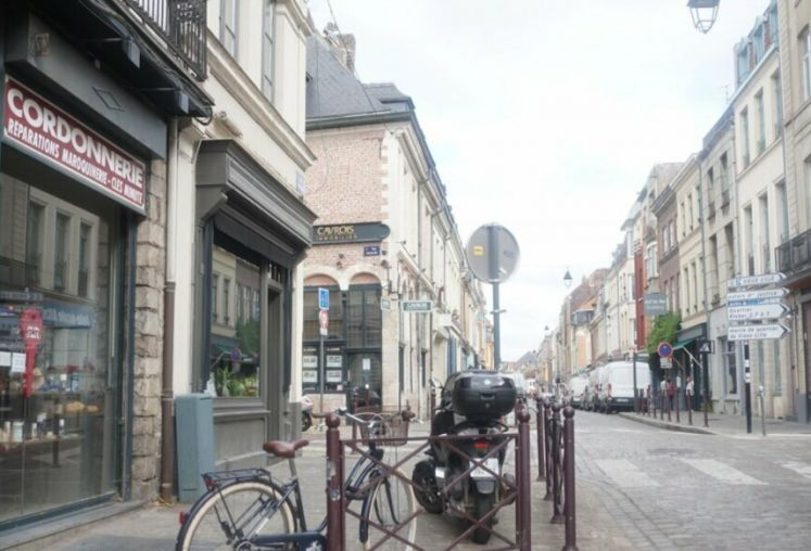 Location local commercial à Lille - Ref.59.9817