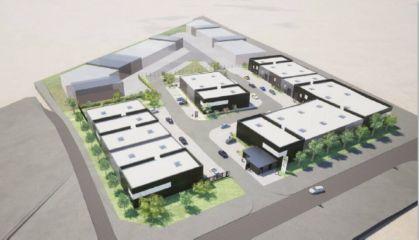 Location local d'activité - entrepôt à Onnaing - Ref.59.9809 - Image 2