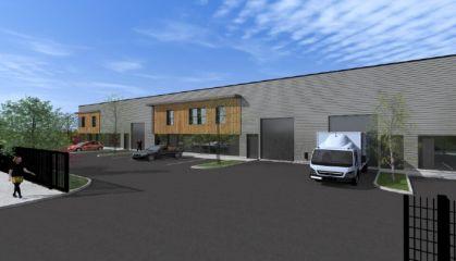 Vente local d'activité - entrepôt à Roncq - Ref.59.9832
