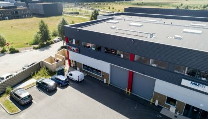 Vente local d'activité - entrepôt à Famars - Ref.59.9827 - Image 2