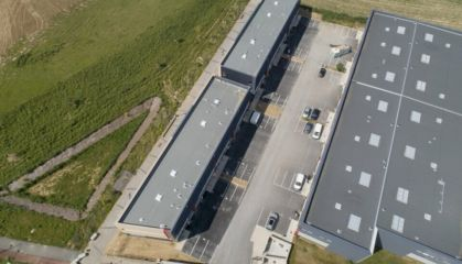 Vente local d'activité - entrepôt à Famars - Ref.59.9827 - Image 4
