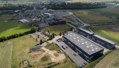 Vente local d'activité - entrepôt à Famars - Ref.59.9837 - Image 3