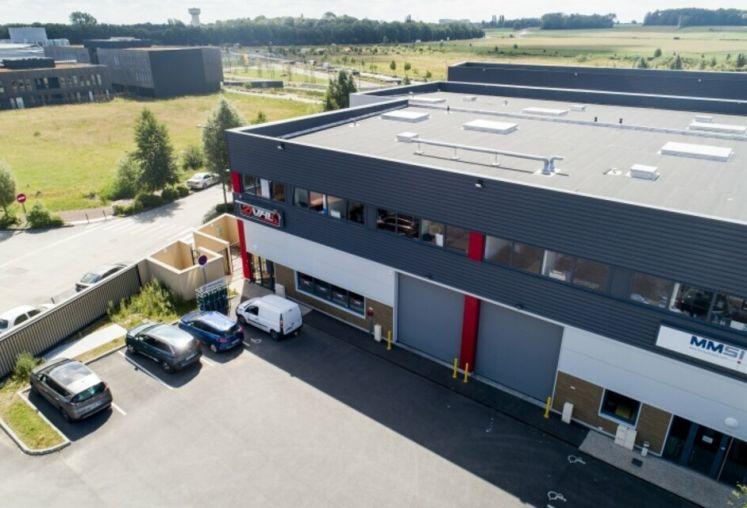 Location local d'activité - entrepôt à Famars - Ref.59.9833 - Image 2