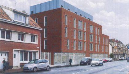 Location local commercial à Hellemmes-Lille - Ref.59.8629 - Image 1