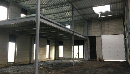 Location local d'activité - entrepôt à Cappelle-en-Pévèle - Ref.59.9881 - Image 3