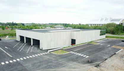 Location local d'activité - entrepôt à Roncq - Ref.59.9885 - Image 2