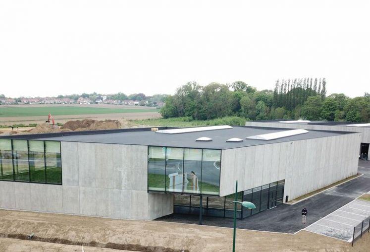 Location local d'activité - entrepôt à Roncq - Ref.59.9885