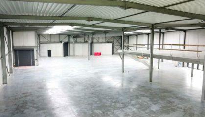 Location local d'activité - entrepôt à Roncq - Ref.59.9885 - Image 3
