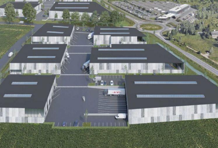 Location local d'activité - entrepôt à Roncq - Ref.59.9885 - Image 4