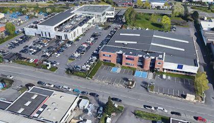 Location local d'activité - entrepôt à Villeneuve-d'Ascq - Ref.59.9770