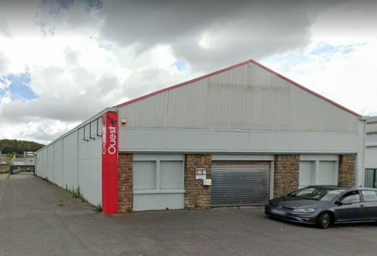 Location local d'activité - entrepôt à Saint-Léonard - Ref.62.7301