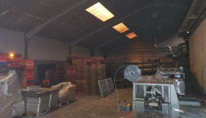 Vente entrepôt - atelier à Lille - Ref.59.9899