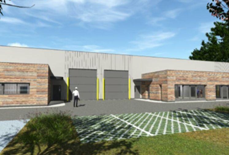 Vente local d'activité - entrepôt à Mérignac - Ref.33.7742 - Image 2