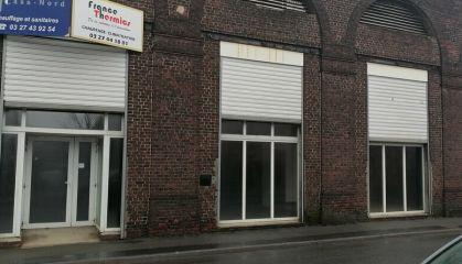 Location local d'activité - entrepôt à Anzin - Ref.59.9875 - Image 2