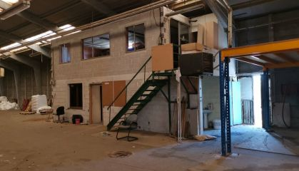 Vente entrepôt - atelier à Lallaing - Ref.59.7109 - Image 2