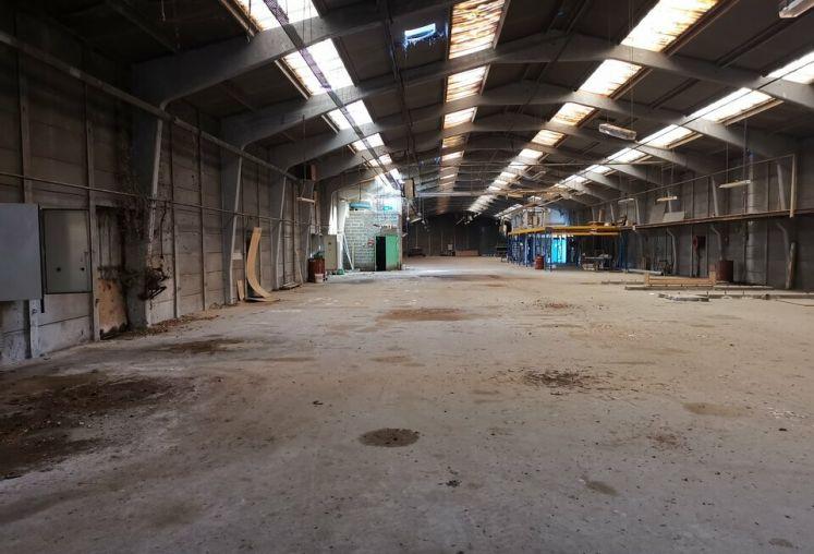 Vente entrepôt - atelier à Lallaing - Ref.59.7109