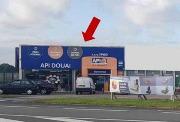 Location local commercial à Férin - Ref.59.9933