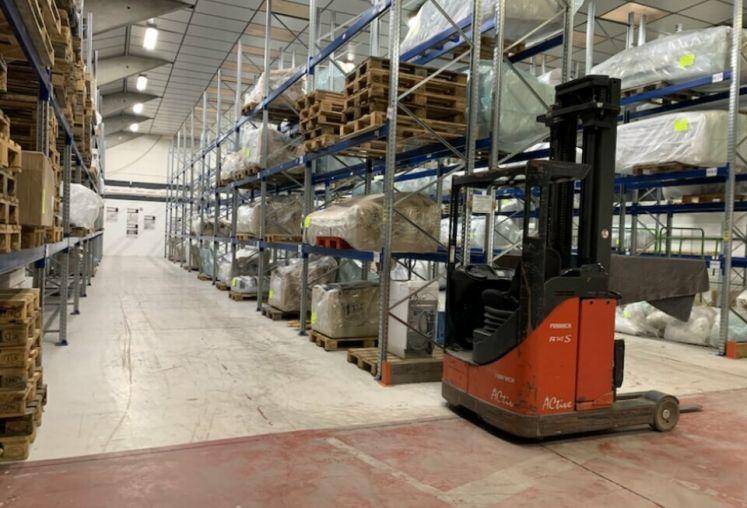 Location local d'activité - entrepôt à Seclin - Ref.59.9938