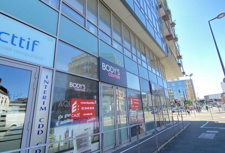 Location local commercial à Roubaix - Ref.59.7827