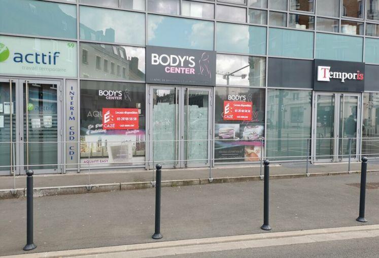 Location local commercial à Roubaix - Ref.59.7827 - Image 3