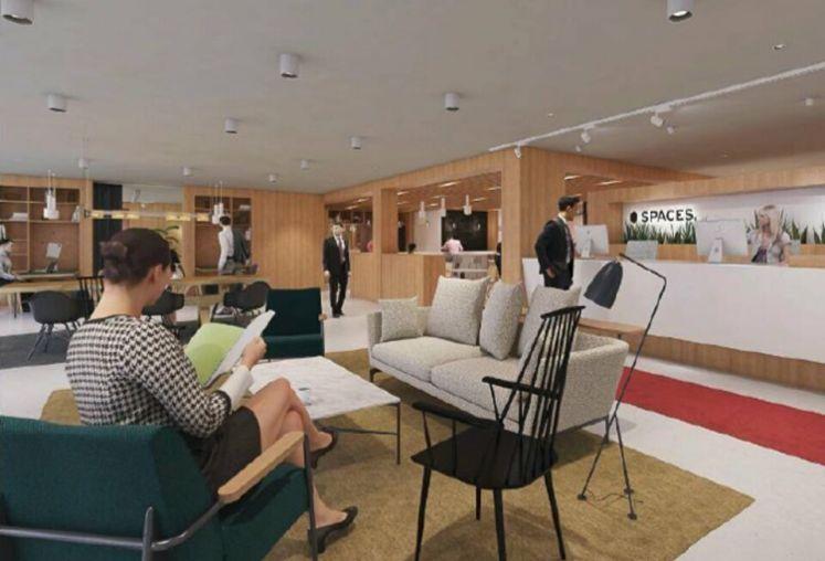 Location bureaux à Bordeaux - Ref.33.7776 - Image 3