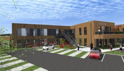 Vente bureaux à Roncq - Ref.59.9959