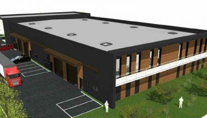 Vente local d'activité - entrepôt à Audenge - Ref.33.7795
