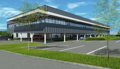 Vente local d'activité - entrepôt à Tresses - Ref.33.7797 - Image 2
