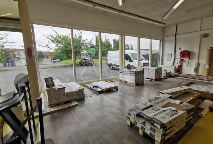 Location local commercial à Béthune - Ref.62.7312
