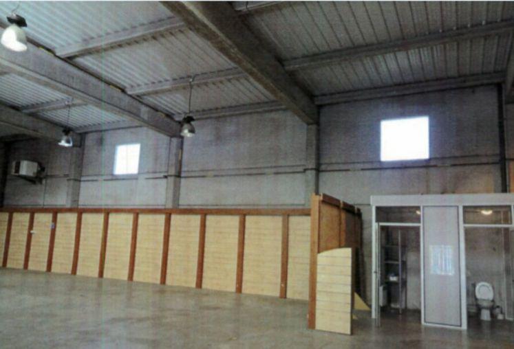 Location local d'activité - entrepôt à Seclin - Ref.59.9979