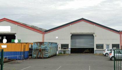 Location local d'activité - entrepôt à Seclin - Ref.59.9980