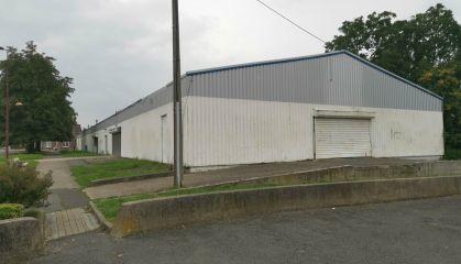 Location local commercial à Noyelles-sous-Lens - Ref.62.7316