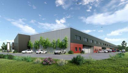 Location local d'activité - entrepôt à Tresses - Ref.33.7849 - Image 2