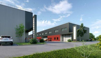 Location local d'activité - entrepôt à Tresses - Ref.33.7849 - Image 3
