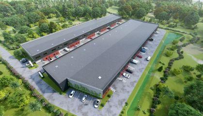 Location local d'activité - entrepôt à Tresses - Ref.33.7849