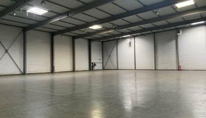 Location local d'activité - entrepôt à Seclin - Ref.59.8089