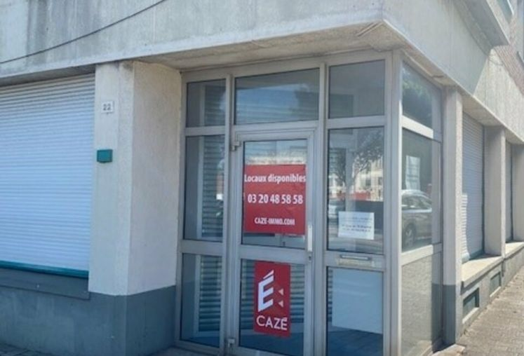 Location local commercial à Dunkerque - Ref.59.10036