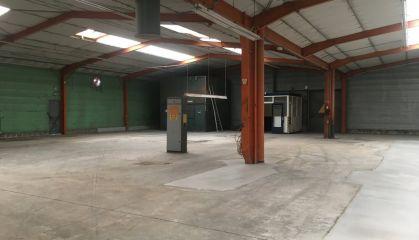 Location local d'activité - entrepôt à Caudry - Ref.59.8879 - Image 3