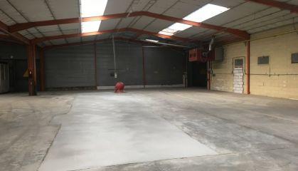 Location local d'activité - entrepôt à Caudry - Ref.59.8879 - Image 4