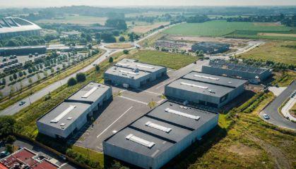 Location entrepôt - atelier à Roncq - Ref.59.9340 - Image 1