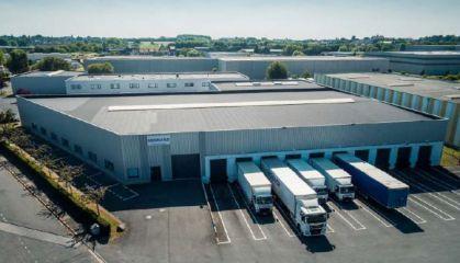 Location local d'activité - entrepôt à Roncq - Ref.59 ... - Image 1