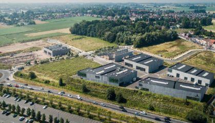 Location entrepôt - atelier à Roncq - Ref.59.9607 - Image 1