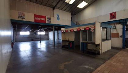Location local d'activité - entrepôt à Seclin - Ref.59.9663