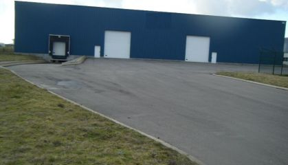 Location entrepôt - atelier à Gravelines - Ref.59.8286 - Image 1