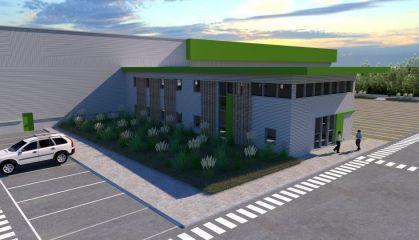 Location local d'activité - entrepôt à Escaudain - Re ... - Image 2