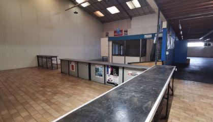 Location local d'activité - entrepôt à Seclin - Ref.59.9662 - Image 4