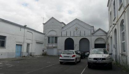Vente local d'activité - entrepôt à Roubaix - Ref.59.9711 - Image 1